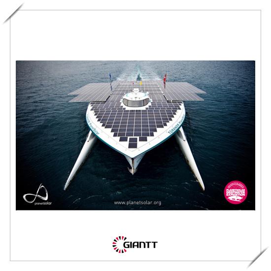 세계최대태양전지보트
