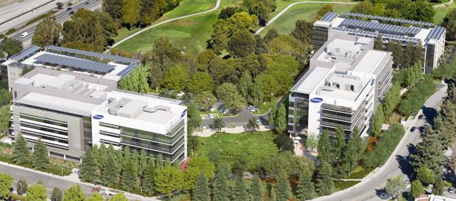 삼성실리콘밸리&D센터