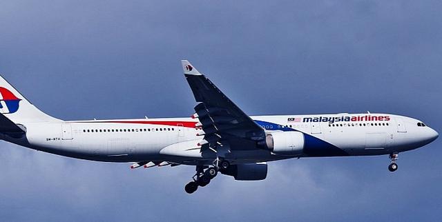말레이시아MH370