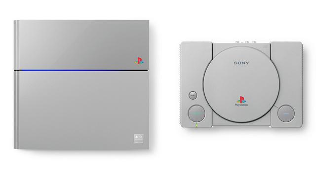 PS4 20주년 기념제품