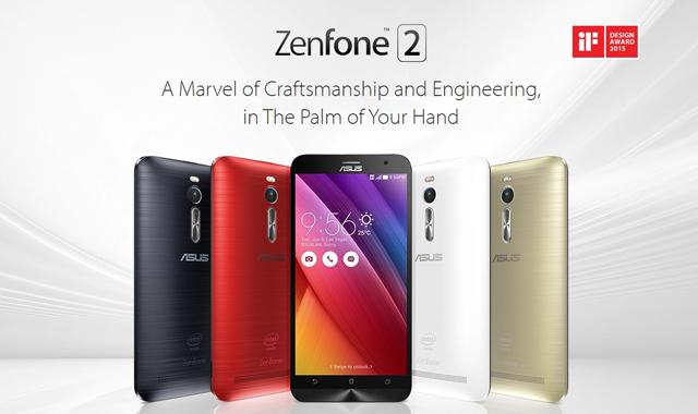 ZenFone2-ZE551ML