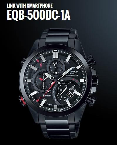 카시오 EQB-500 블랙