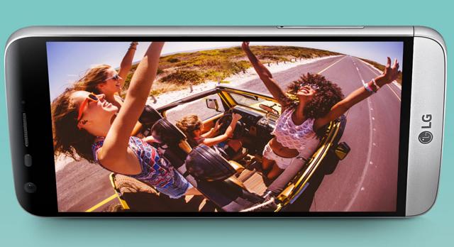 LG G5 smartphone 05