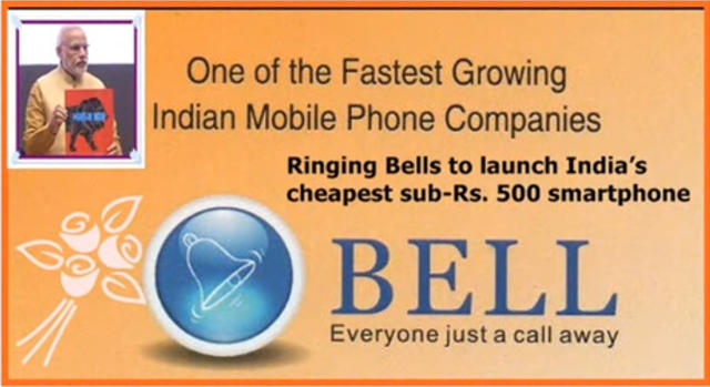 india ringing bells smartphone 01