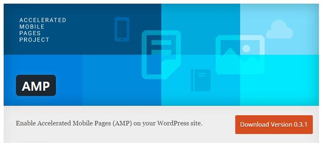 wordpress AMP Plugin 01