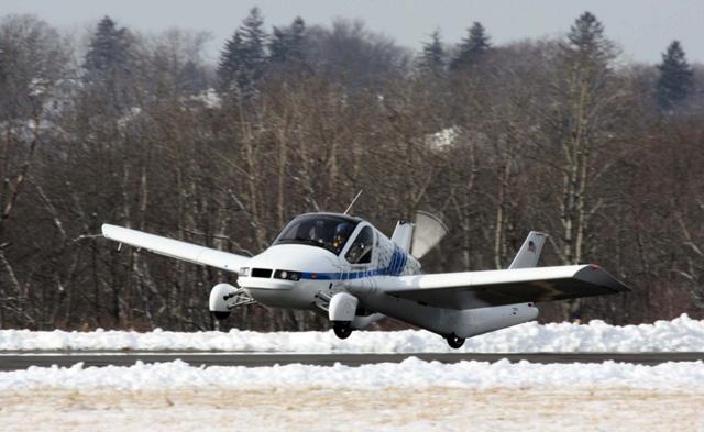terrafugia flying car 03
