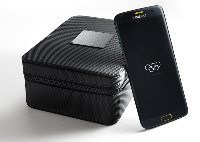 Galaxy S7edge Olympic edition 004